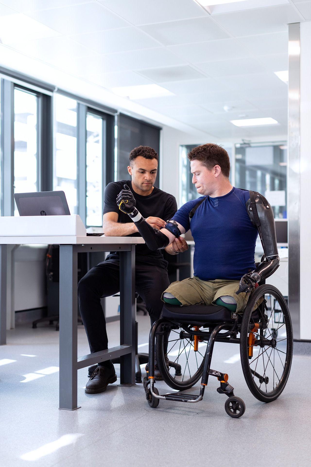 teknologi untuk disabilitas