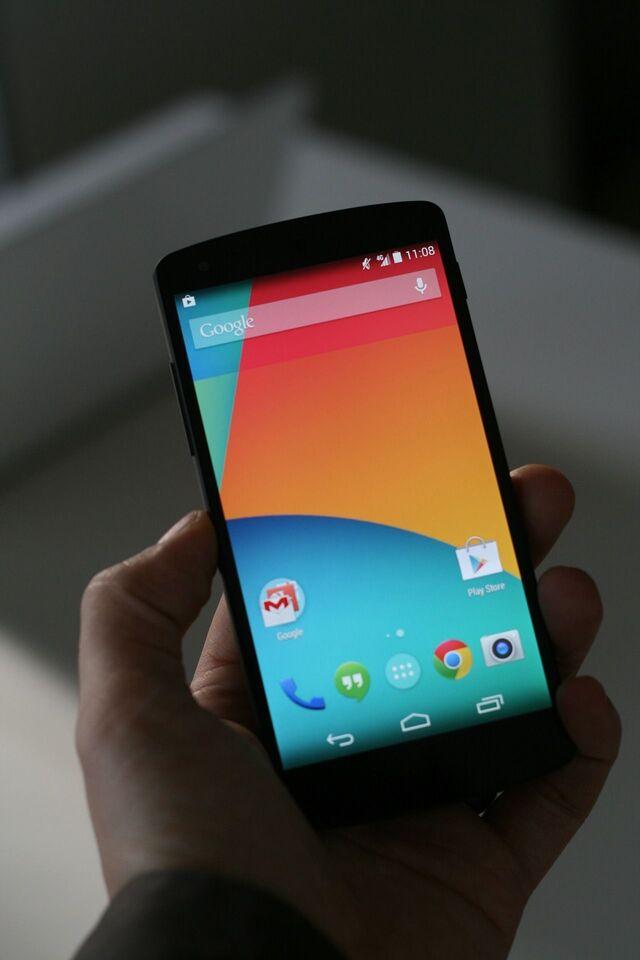 ponsel android nexus