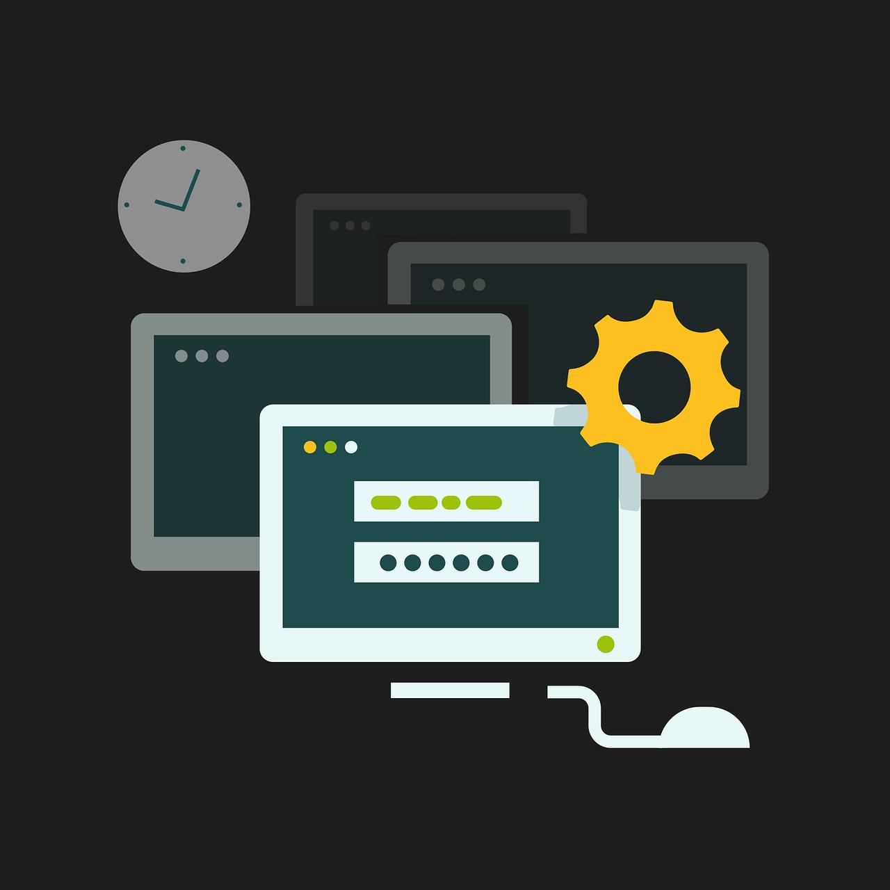 kode program komputer