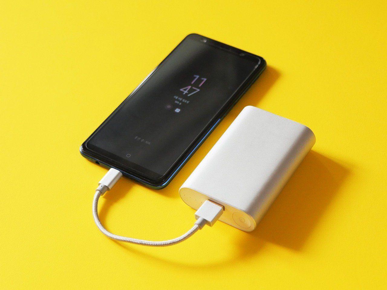 power bank untuk smartphone