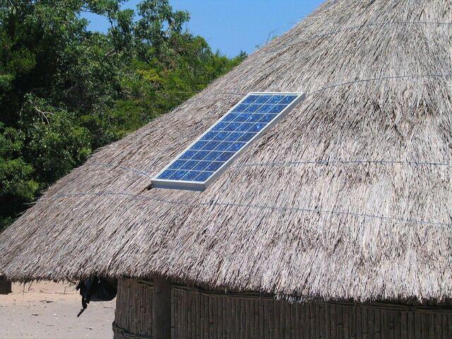 teknologi panel surya